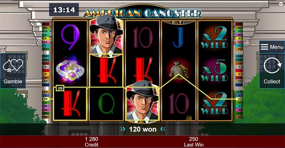 American Gangster Slot - Bonus Round