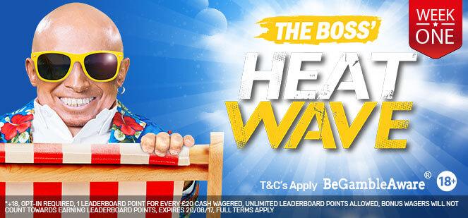 BGO Casino - Heatwave Promotion