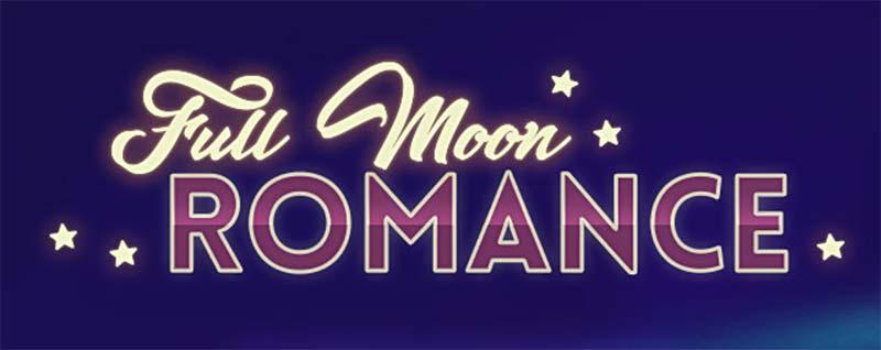 Full Moon Romance Slot Logo