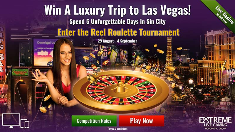 Reel Roulette Tournament - Slots Magic Casino