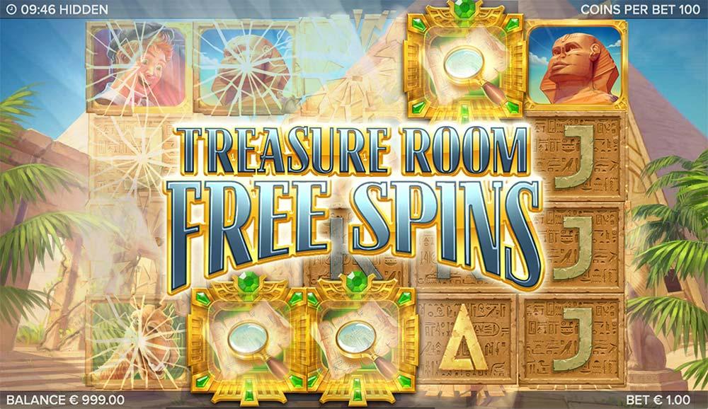 Hidden Slot - Free Spins
