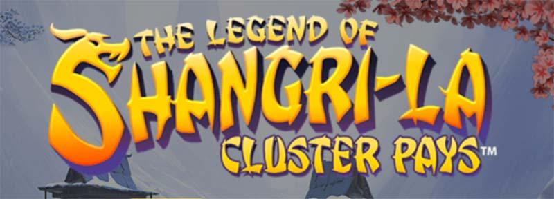 The Legend of Shangri La Slot Logo