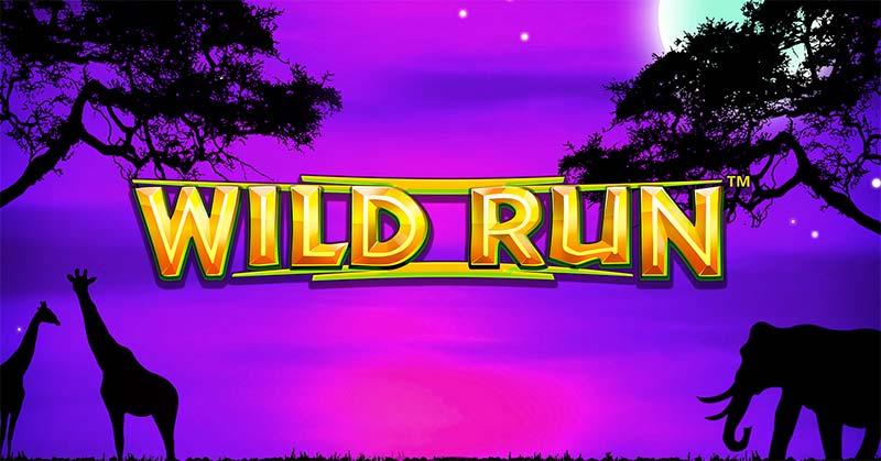 Wild Run Slot - Logo