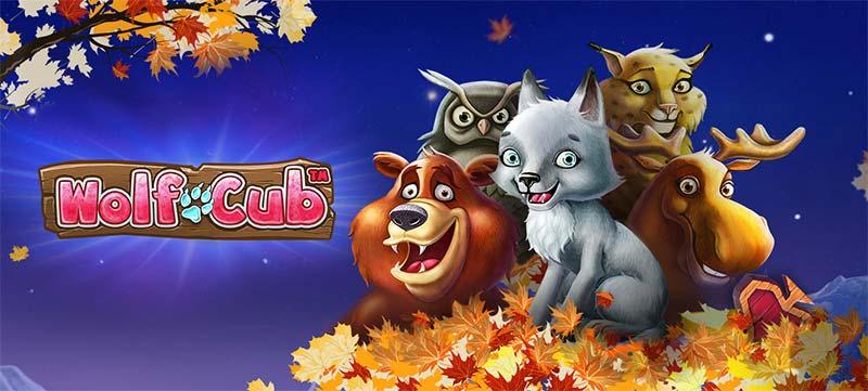 Wolf Cub Slot Promotion CasinoLuck