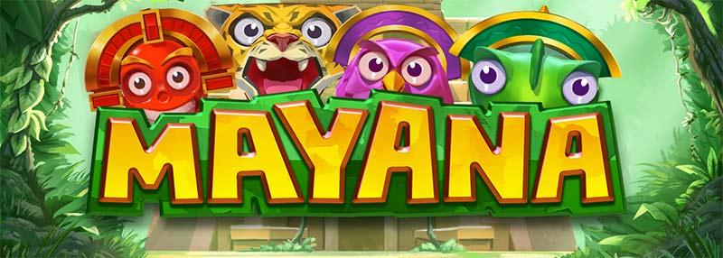 Mayana Slot Logo