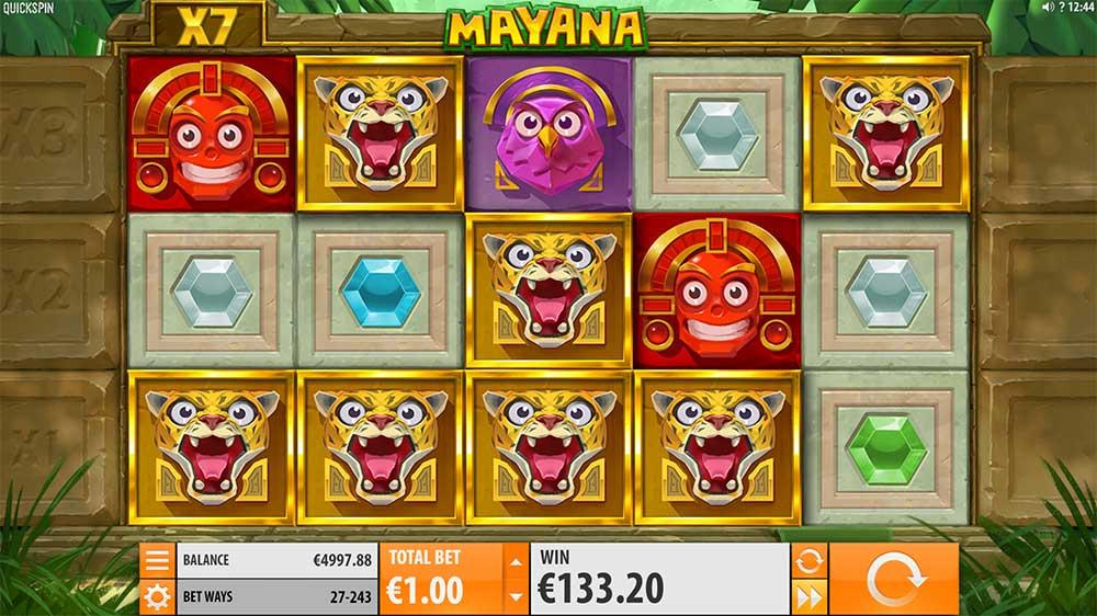 Mayana Slot - Super Big Win
