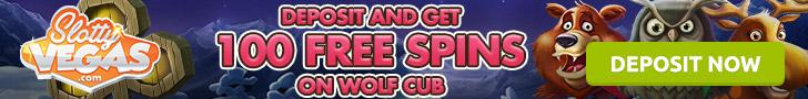 Wolf Cub Slot Free Spins Code