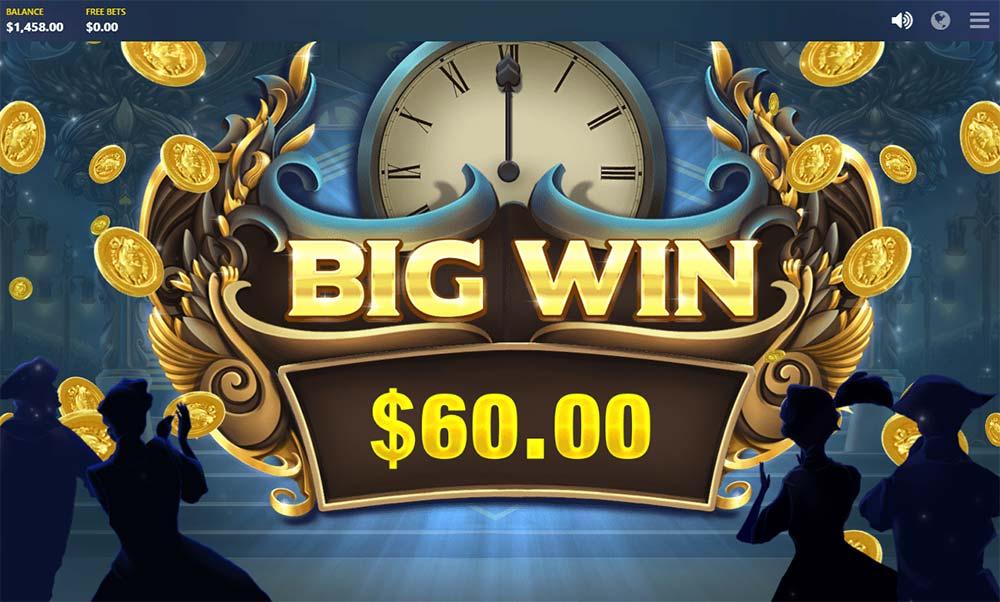 Masquerade Slot - Big Win