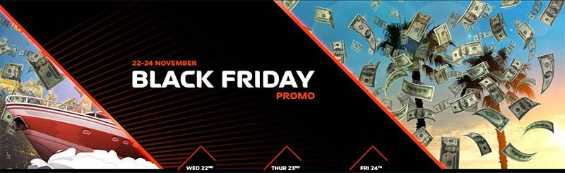 NextCasino Black Friday Promotions