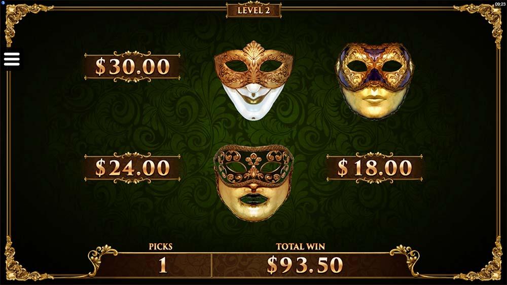 The Phantom of the Opera Slot - Picking Round