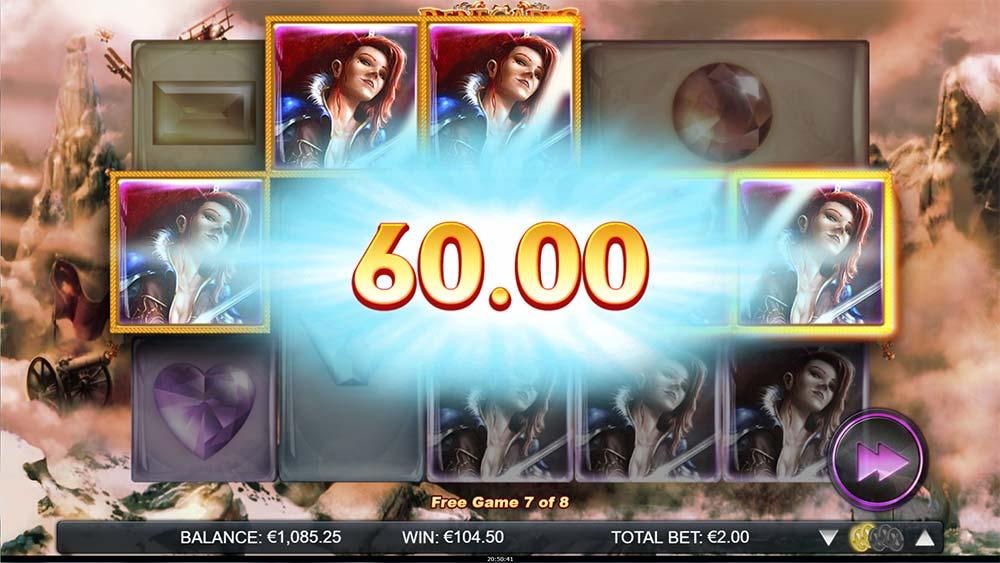 Renegades Slot - Big Win