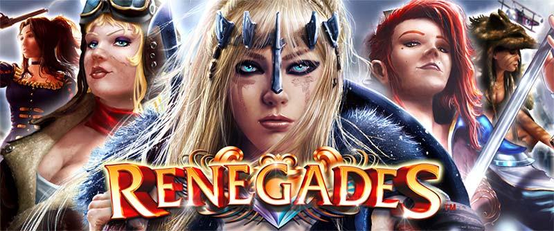 Renegades Slot Logo