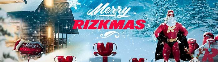 Rizk Casino - Merry Rizkmas