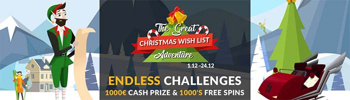 Shadow Bet Casino - Christmas Promotions