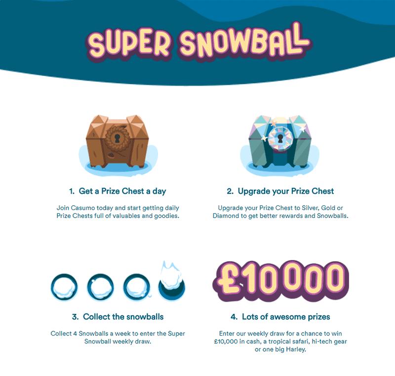 Super Snowball Rules