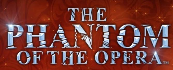 The Phantom of the Opera Slot Logo
