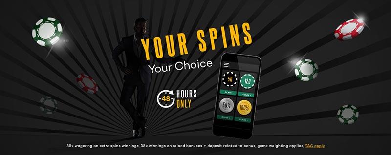 Shadow Bet Casino November Promotions