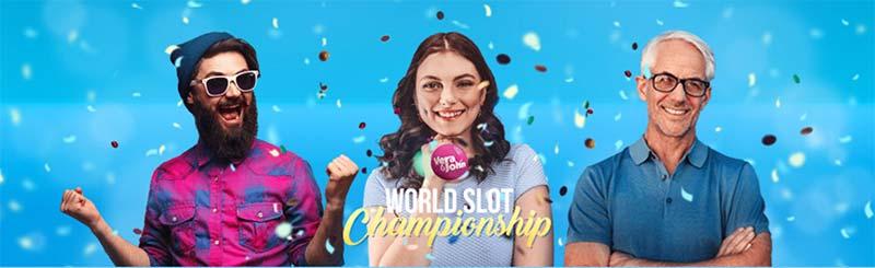 World Slot Championship - Vera & John Casino