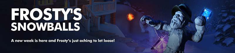 Frosty's Snowballs Promotion
