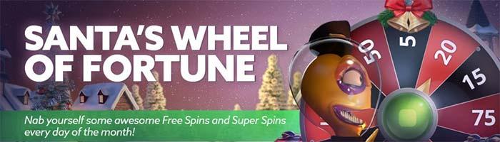 Betat Casino Christmas Promotions 2017