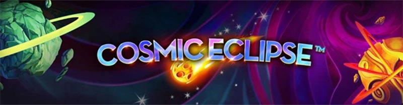 Cosmic Eclipse Slot Logo