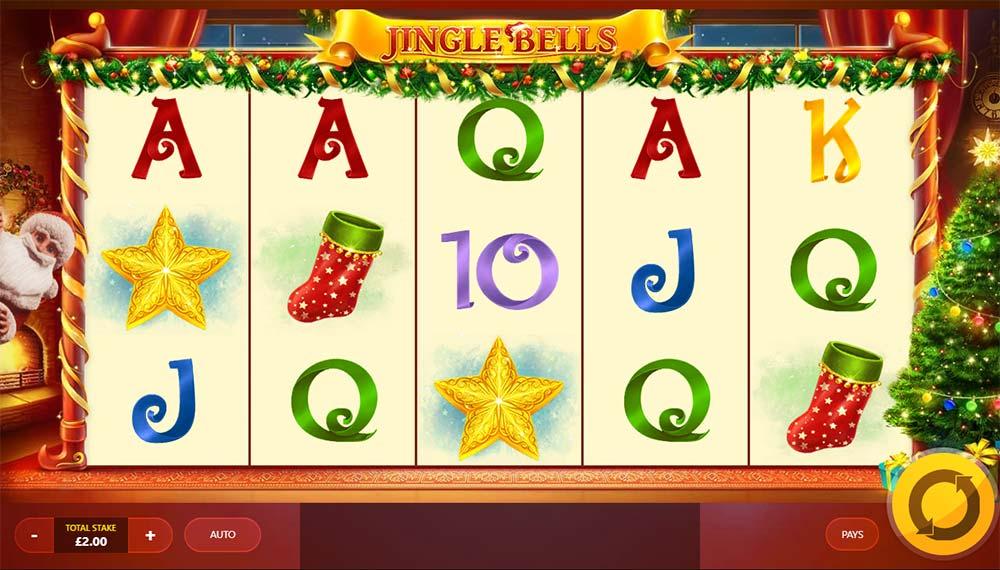 Jingle Bells - Red Tiger Gaming