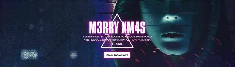 Kaboo Casino - Christmas Promotions 2017