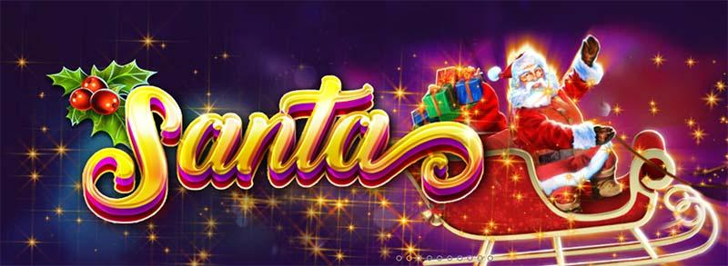 Santa Slot Logo - Pragmatic Play