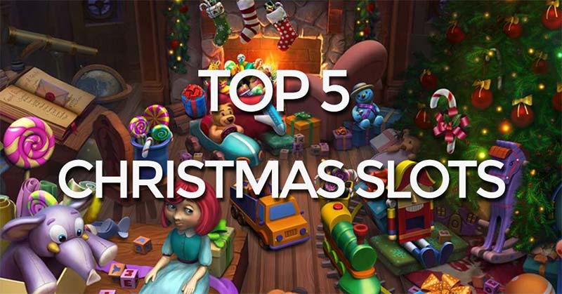 Top 5 Christmas Themed Slots