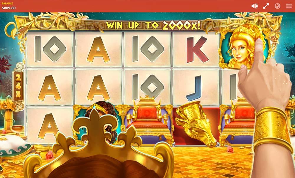Midas Gold Slot - Midas Touch Feature