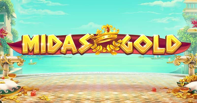 Midas Gold Slot Logo