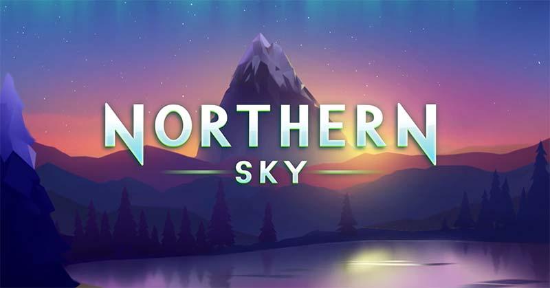Northern Sky Slot Logo