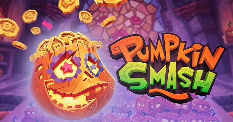 Pumpkin Smash Slot Logo