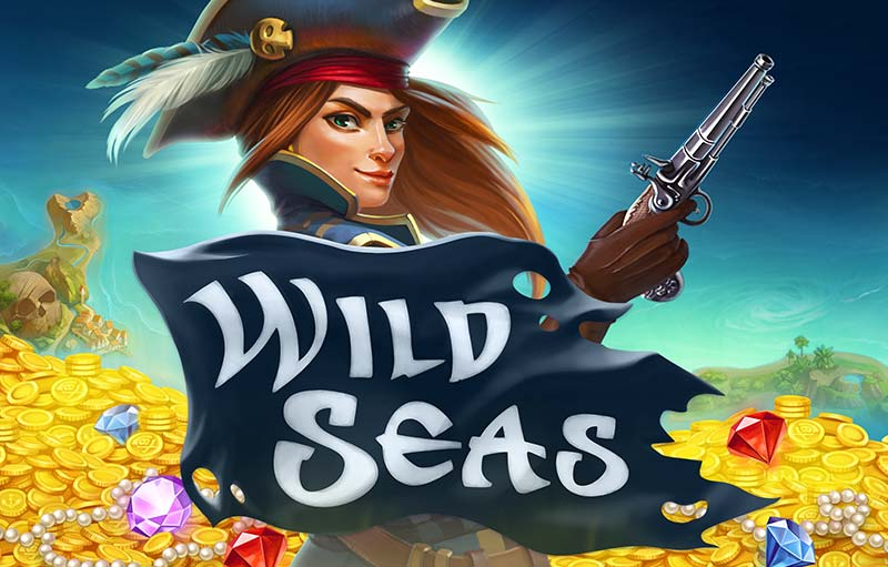Wild Seas Slot Logo