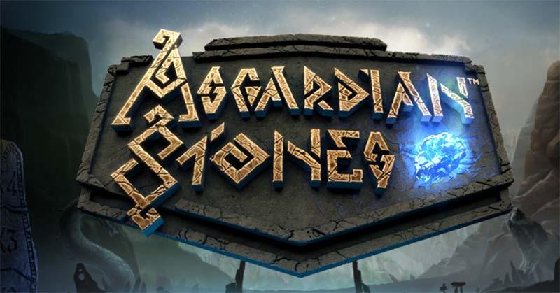 Asgardian Stones Slot Logo