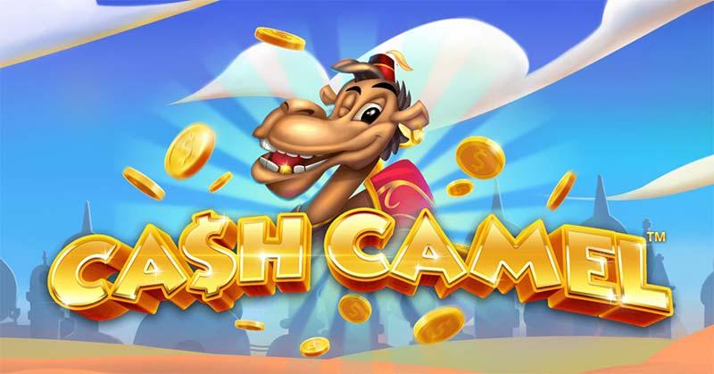 Cash Camel Slot Logo