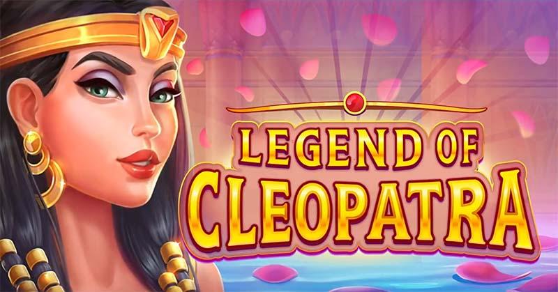 Legend of Cleopatra Slot Logo