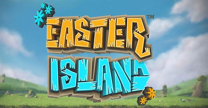 Easter Island Slot Logo