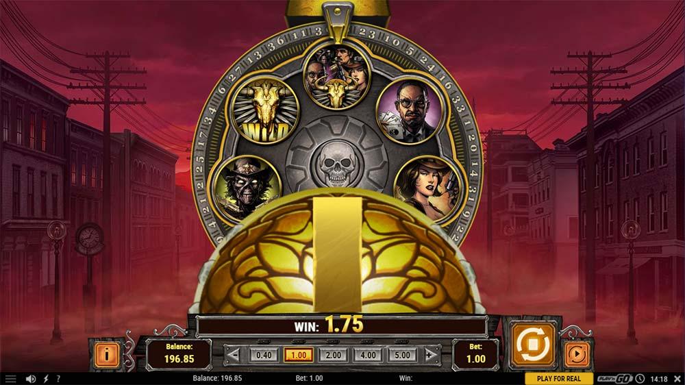 Golden Colts Slot - Bonus Wheel