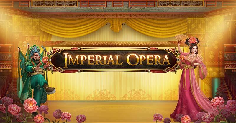 Imperial Opera Slot - Logo