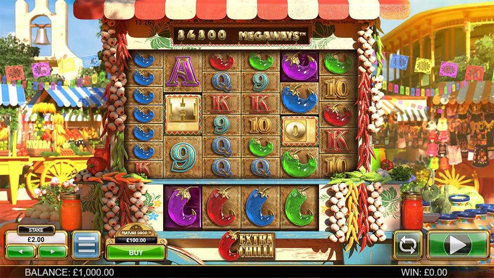 Extra Chilli Slot - Base Game