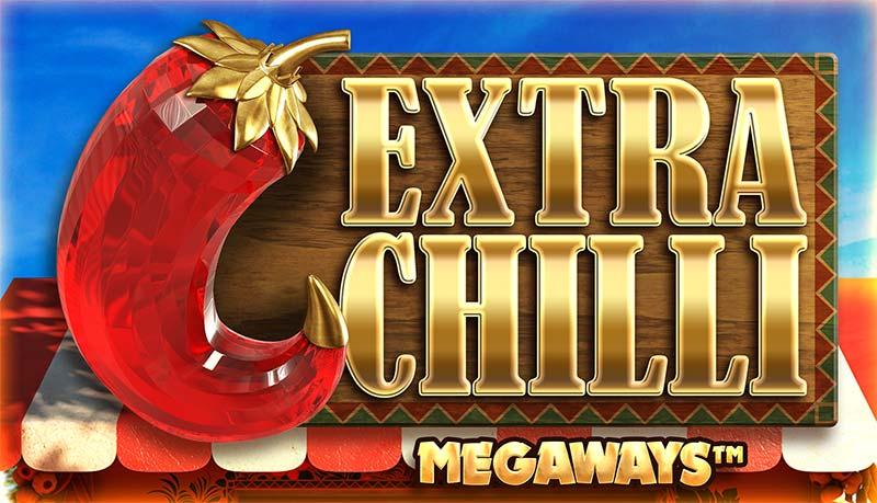 Extra Chilli Slot Logo