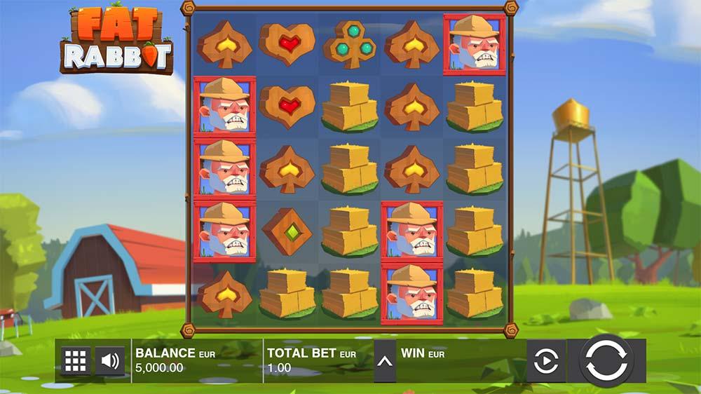 Fat Rabbit Slot - Base Game