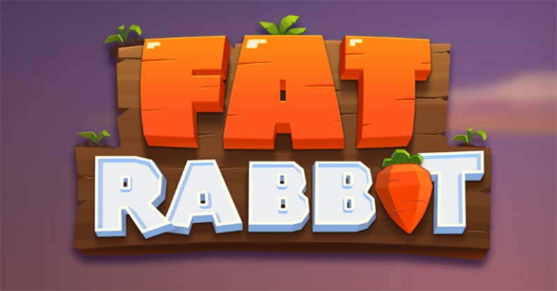 Fat Rabbit Slot Logo
