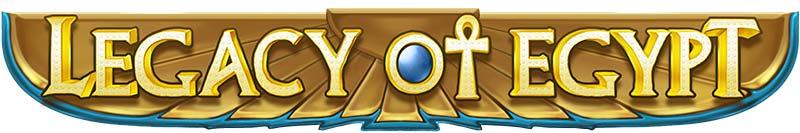 Legacy of Egypt Slot Logo