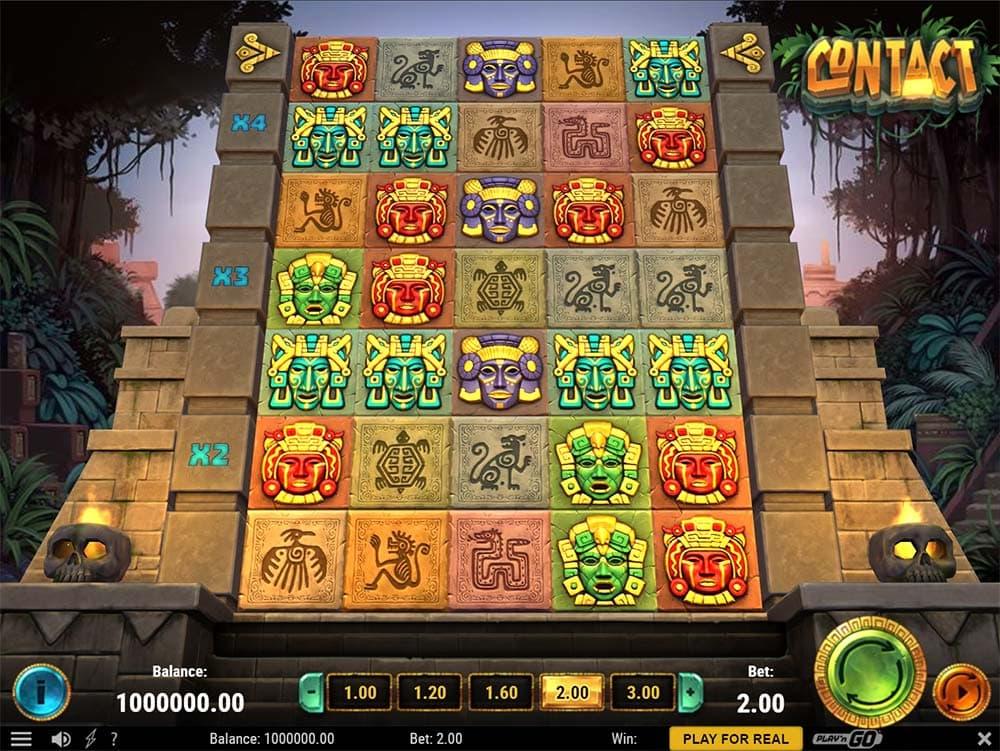 Contact Slot - Base Game