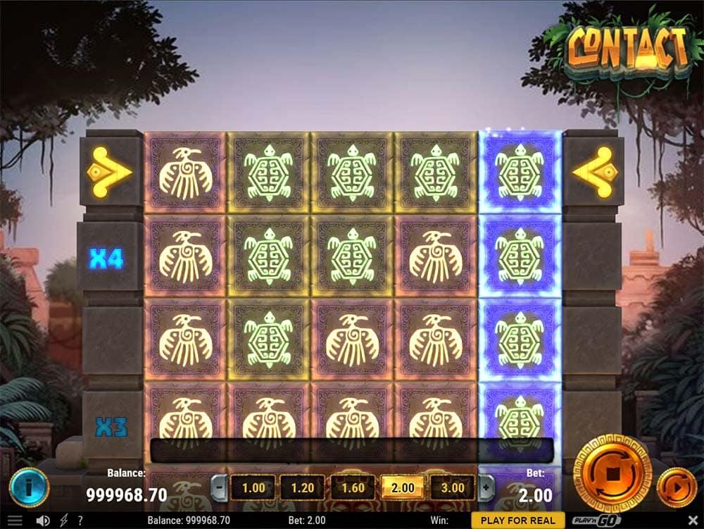 Contact Slot - Super Bonus Tease Zoom