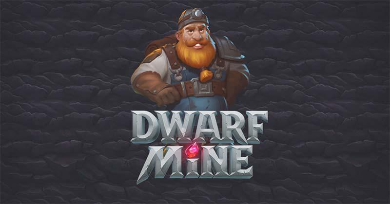 Dwarf Mine Slot Logo
