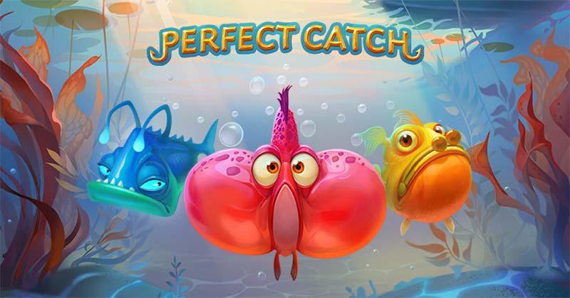 Perfect Catch Slot Logo