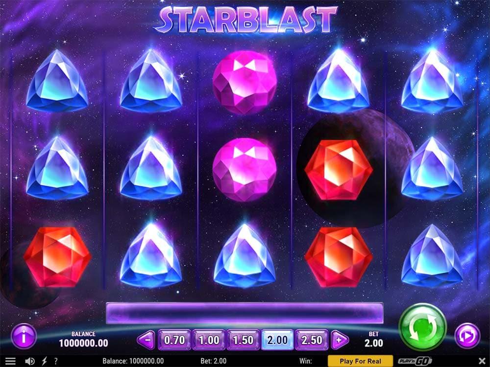 Starblast Slot - Base Game